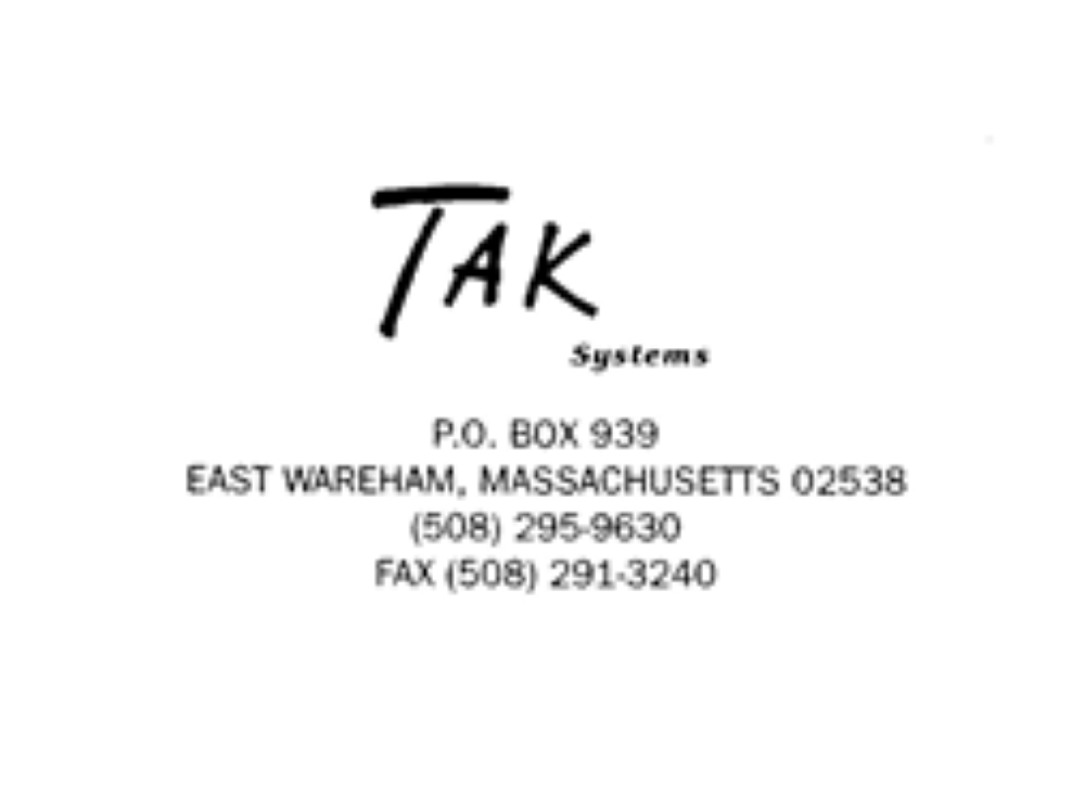 TAK Systems